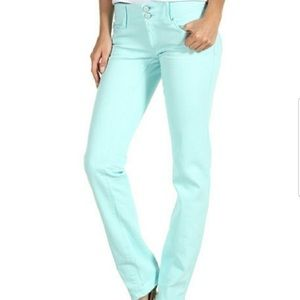 NWT Lilly Pulitzer Worth Straight Jeans